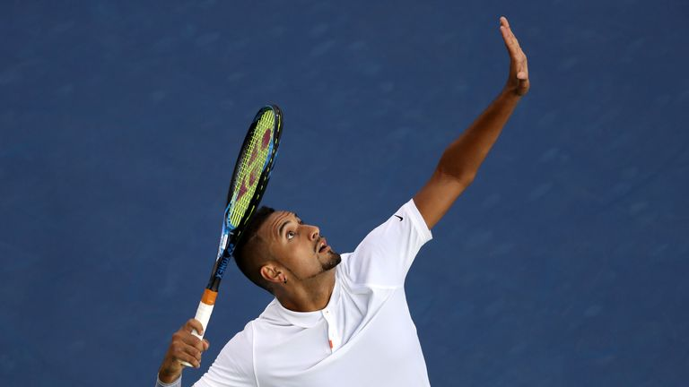 Nick Kyrgios charges into second round at Cincinnati Masters | Tennis News |