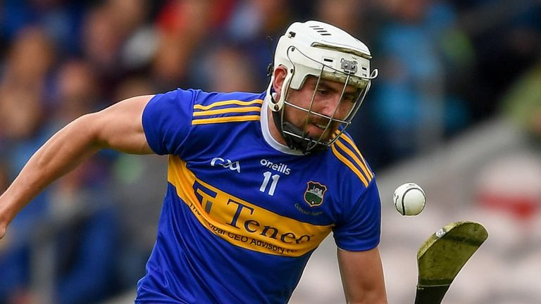 Patrick 'Bonner' Maher suffered a cruciate injury during the Munster Championship