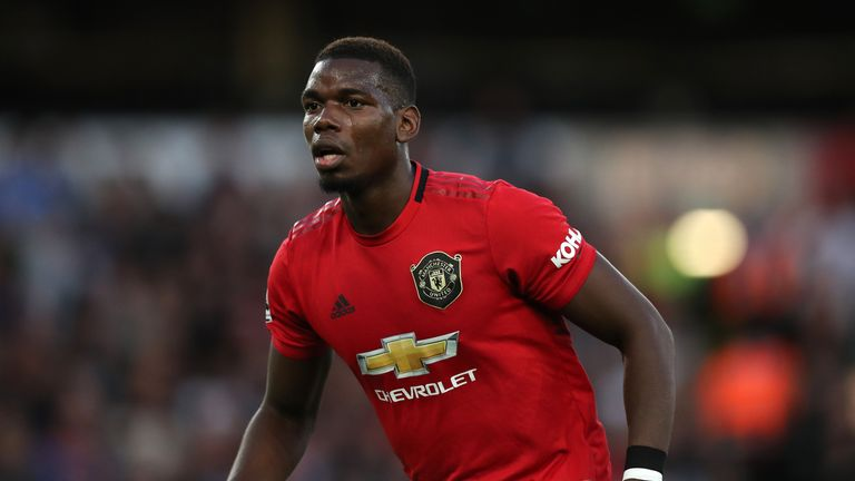 Paul Pogba will also be able to play Arsenal on Monday Night Football