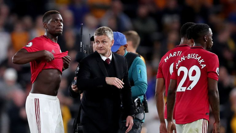 Ole Gunnar Solskajer has reiterated Pogba will not leave this summer - but he must find the way to get the best out of him consistently