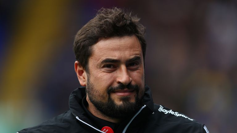 Birmingham boss Pep Clotet