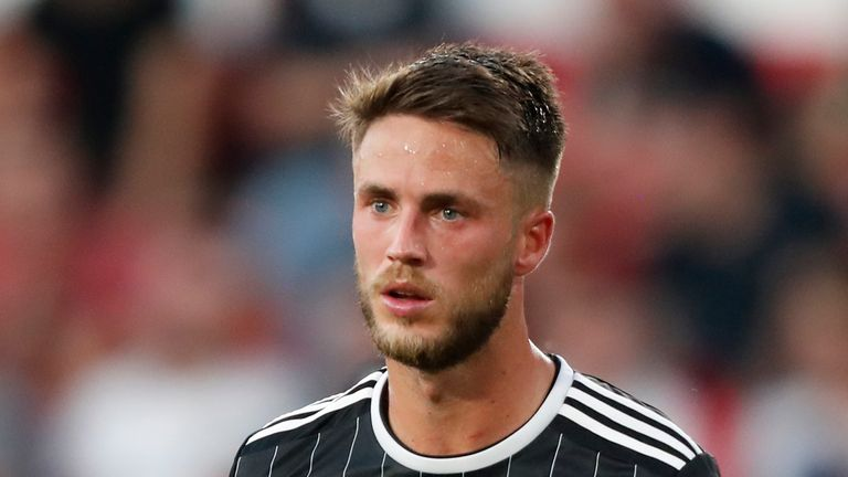 Basel striker Ricky van Wolfswinkel will be out for at least six months