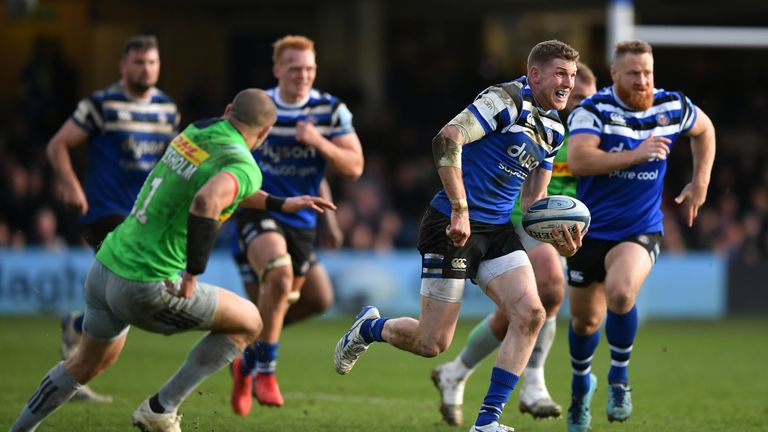 McConnochie enjoyed an outstanding 2018/19 season for Bath