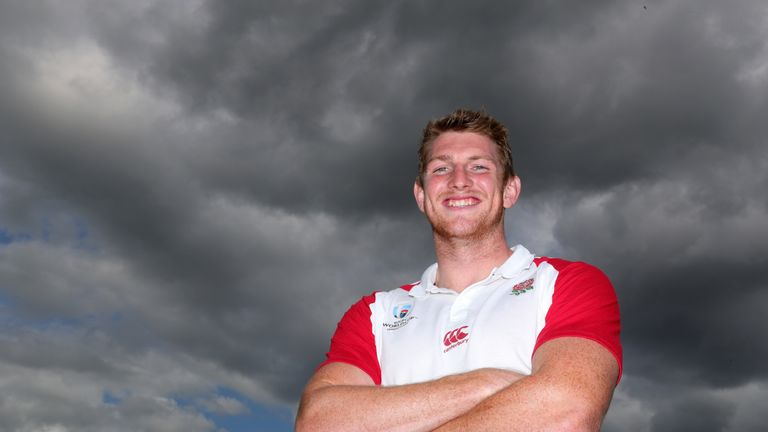 Ruaridh McConnochie reflects on his surprise selection in the England squad