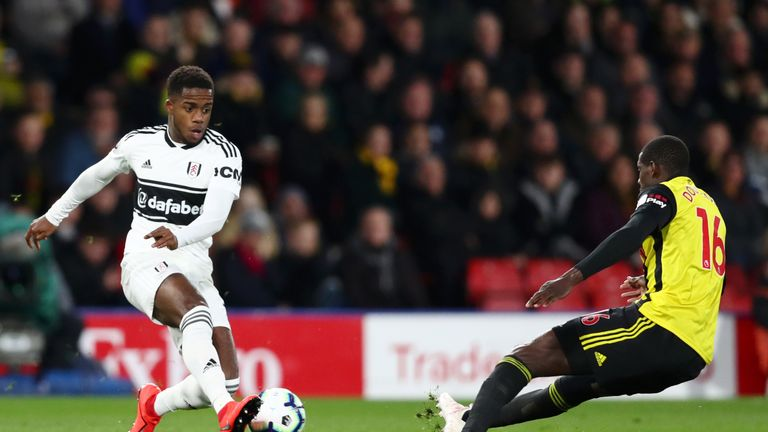 Ryan Sessegnon made his Premier League debut for Fulham last season