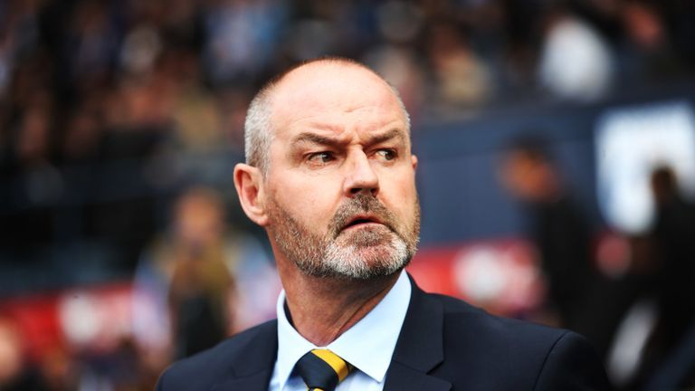 Steve Clarke says Scotland's young players need 'time to grow and develop' | Football News |