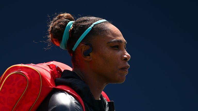 Serena Williams withdraws from Cincinnati Masters | Tennis News |