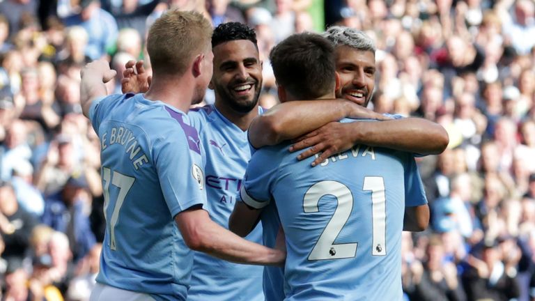 Sergio Aguero is on the hunt for the Premier League Golden Boot yet again