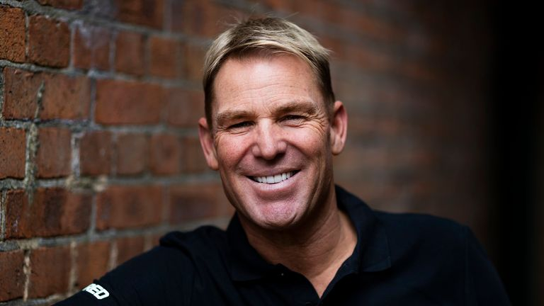 Shane Warne hopes The Hundred 'will unearth some heroes and hopefully some future World Cup stars'