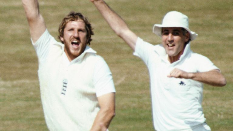 Ian Botham - brilliant player but struggled as captain