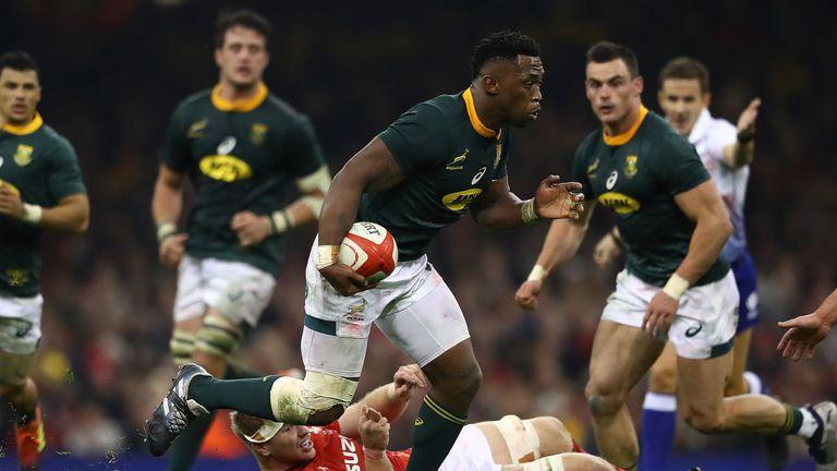 The Springboks are planning a cameo role for Siya Kolisi in Pretoria