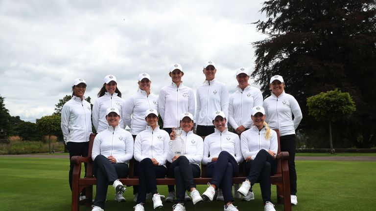 Team Europe have only won five of the previous 15 Solheim Cups