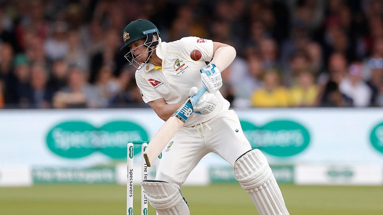 Steve Smith is out of the third Ashes Test due to concussion protocols