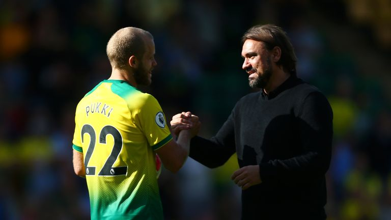 Teemu Pukki and Daniel Farke are in for a season of struggle, says Jones Knows