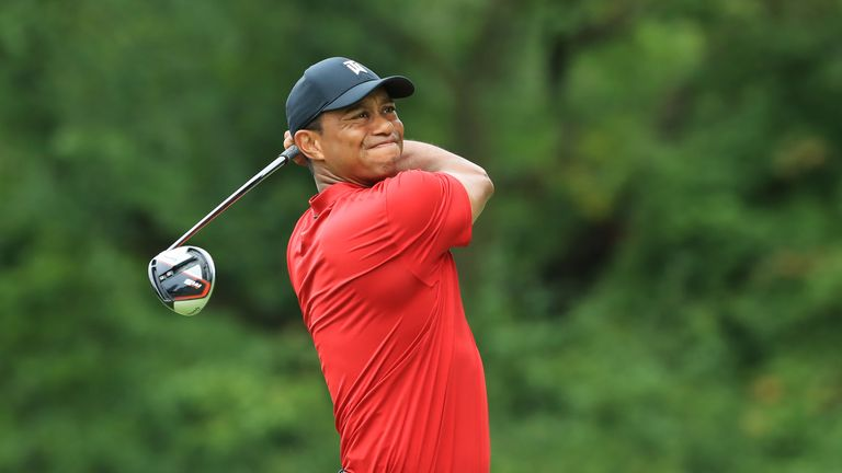 Tiger Woods fails to qualify for Tour Championship title defence