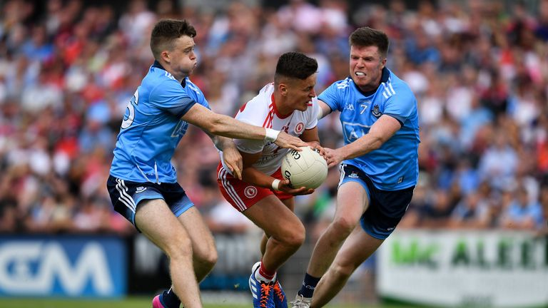Both Tyrone and Dublin elected to experiment