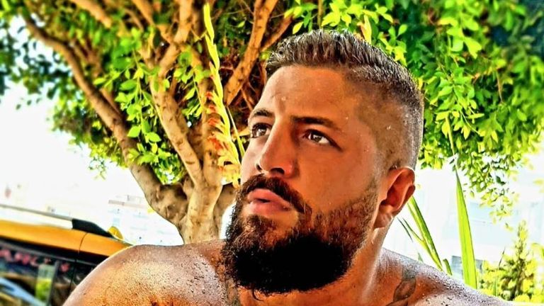 Umut Camkiran is a rising heavyweight contender in Turkey