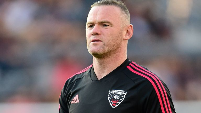 Wayne Rooney will join Derby as player-coach in January from DC United