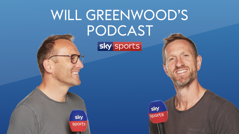 Listen to Will Greenwood's rugby podcast