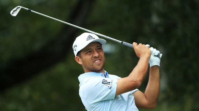 Xander Schauffele emerged as McIlroy's biggest threat down the stretch