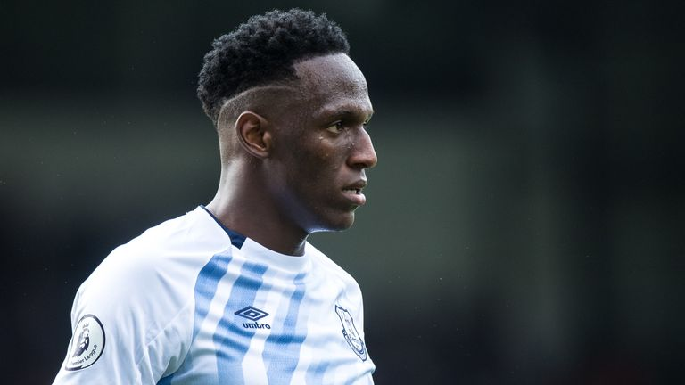 Yerry Mina is a 33/1 shot to score first against Burnley