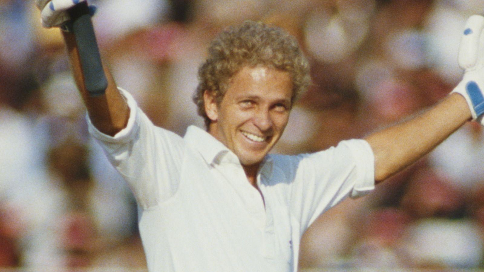 Cenizas en los años 80 - 1985: el verano dorado de Inglaterra bajo David Gower | Noticias de Cricket 3