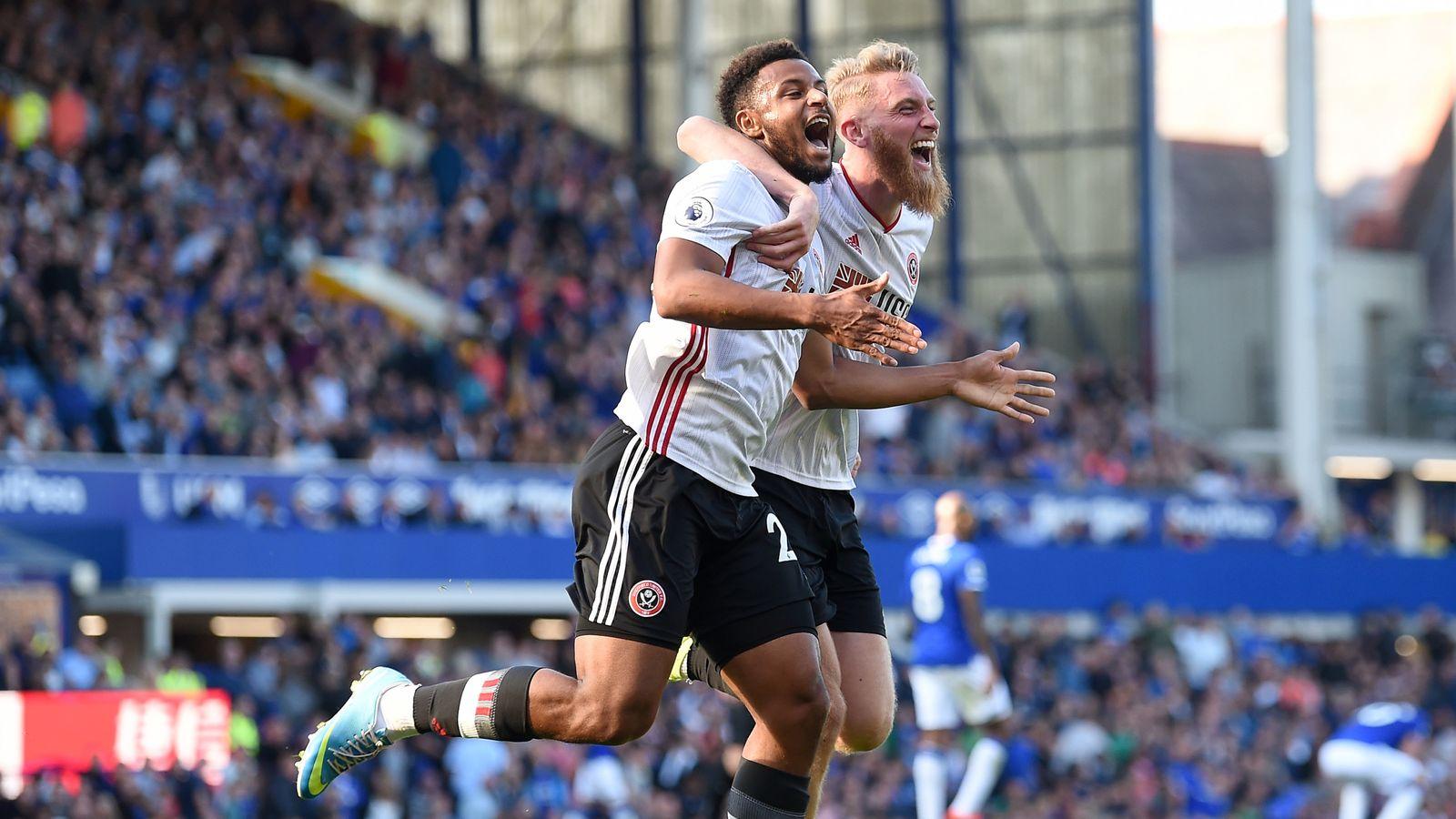 Match Report - Everton 0 - 2 Sheff Utd   21 Sep 2019