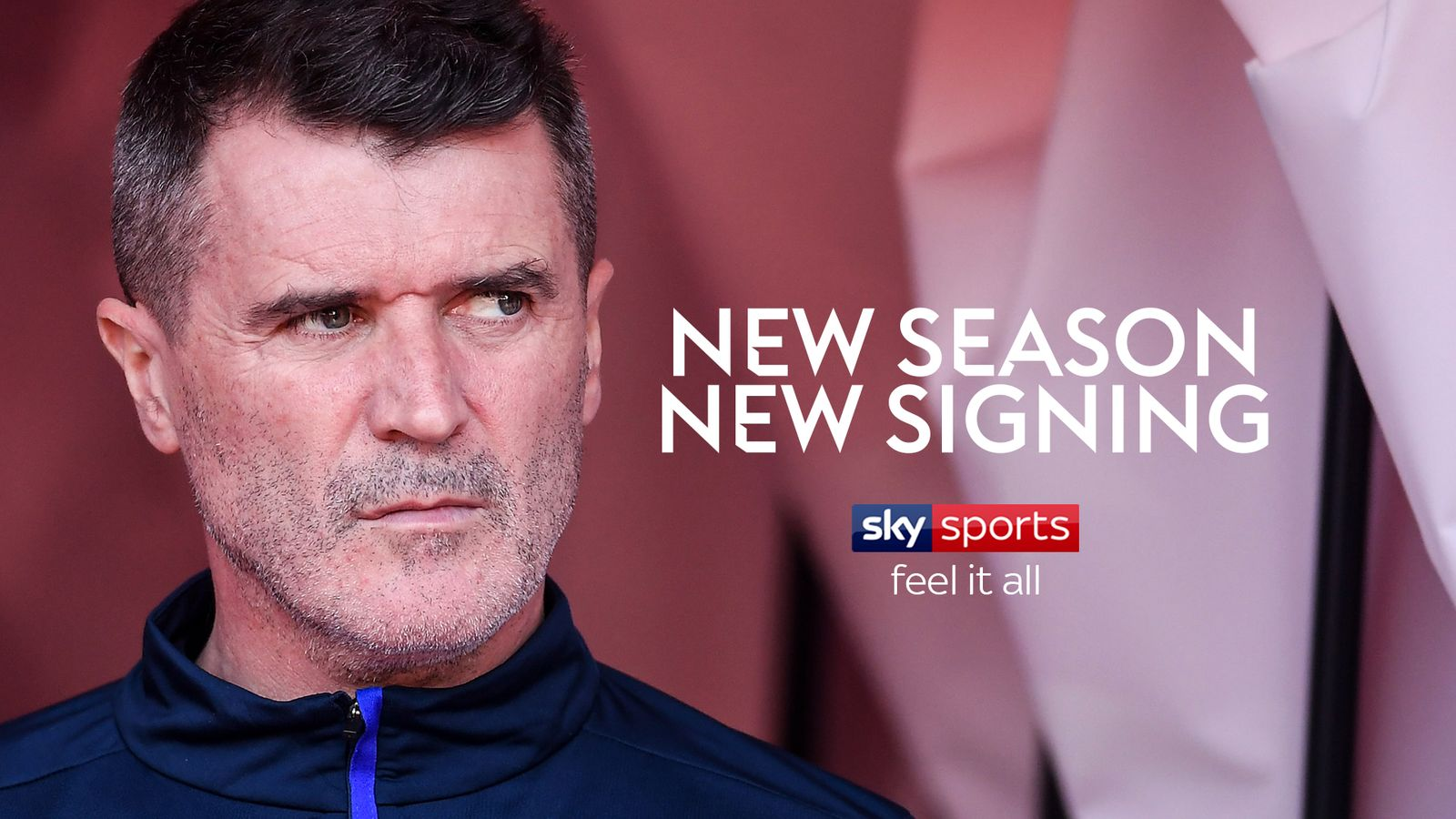 Roy Keane joins Sky Sports for biggest Premier League season yet