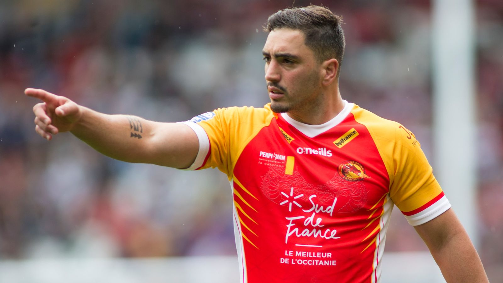 Tony Gigot joins Toronto Wolfpack on month-long trial