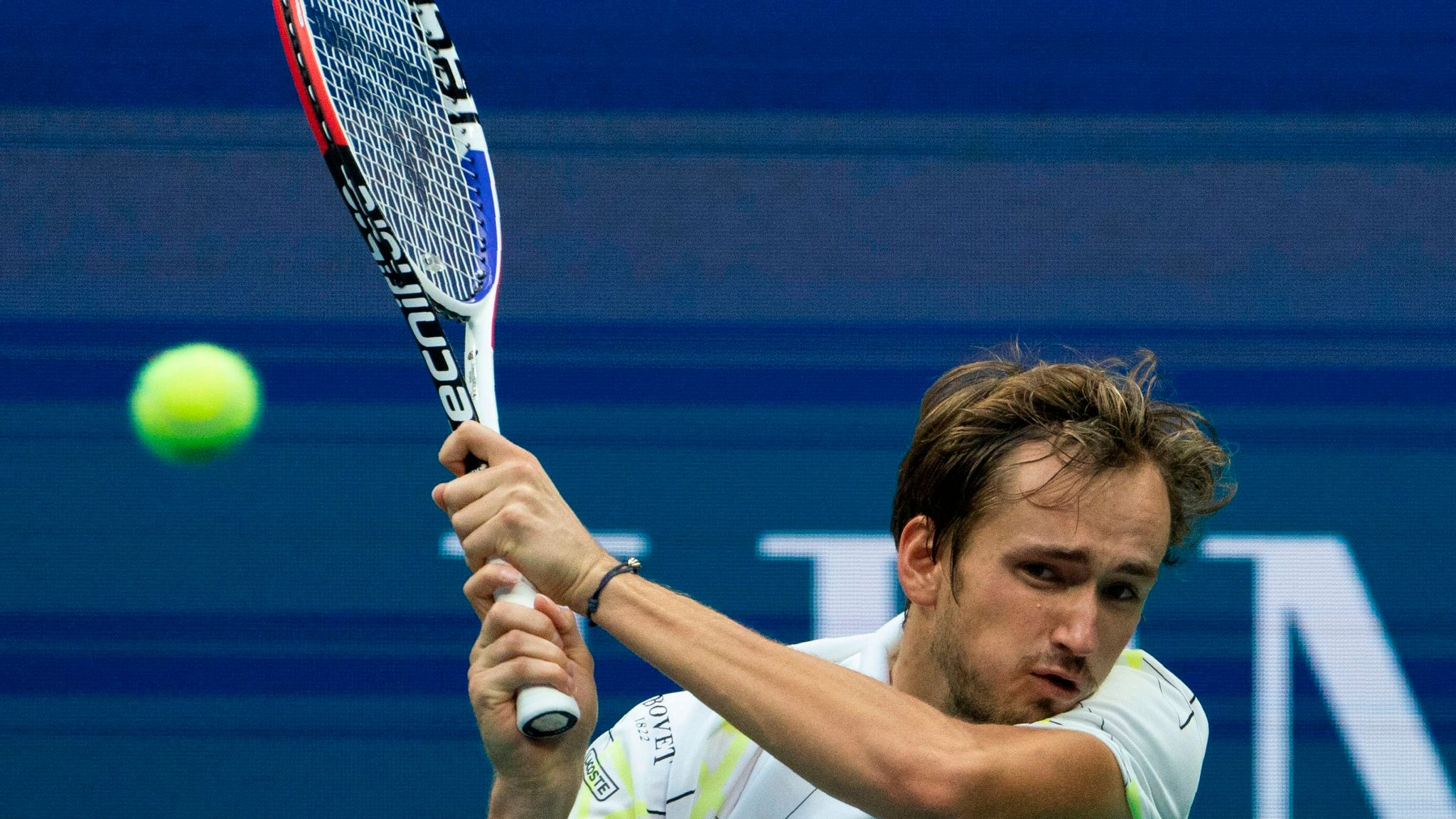 Daniil Medvedev showing importance of developing both body and mind
