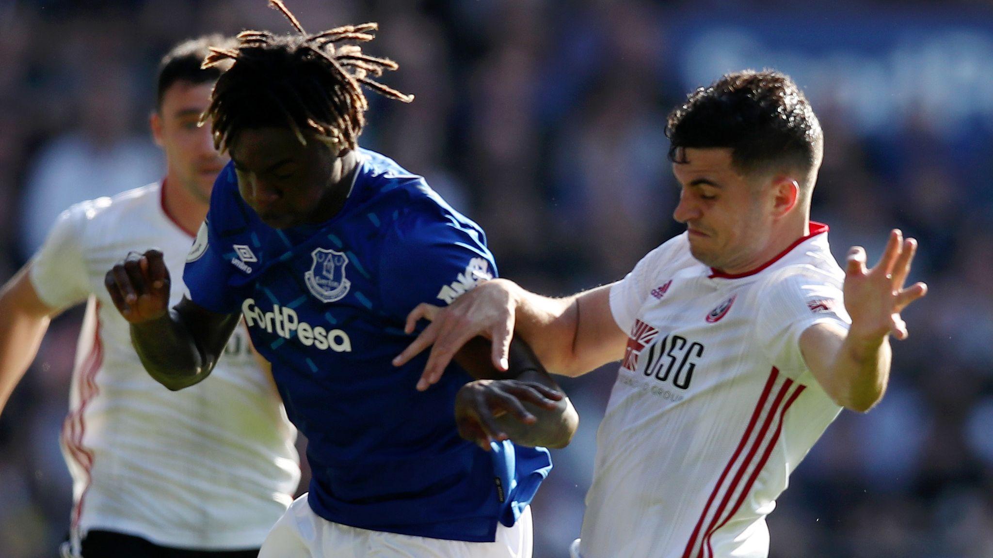 Moise Kean: Everton boss Marco Silva says striker's future is at Goodison Park