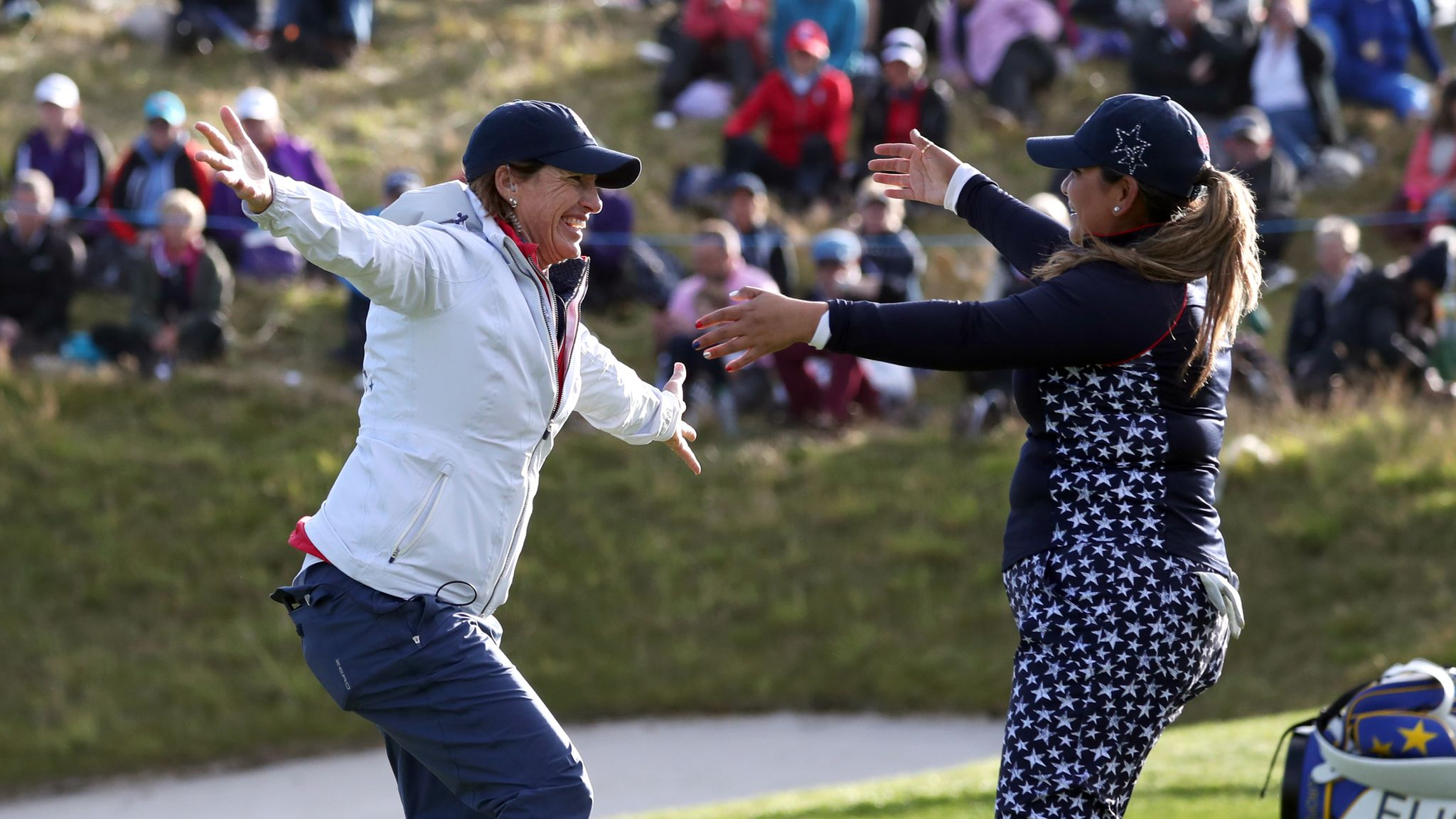 Solheim Cup great for women's golf, says USA captain Juli Inkster