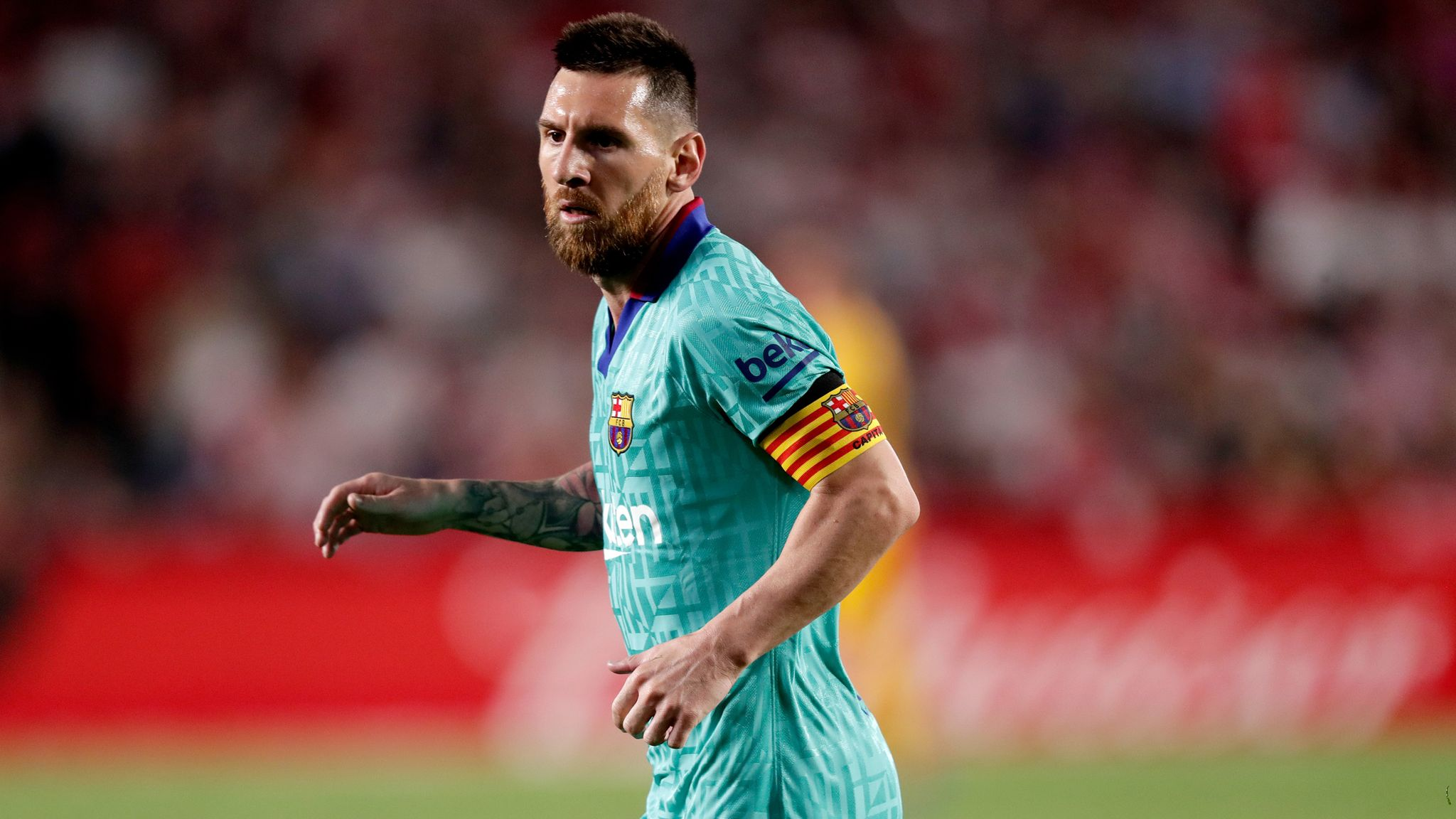 Lionel Messi will stay at Barcelona for another five years, insists president Josep Maria Bartomeu
