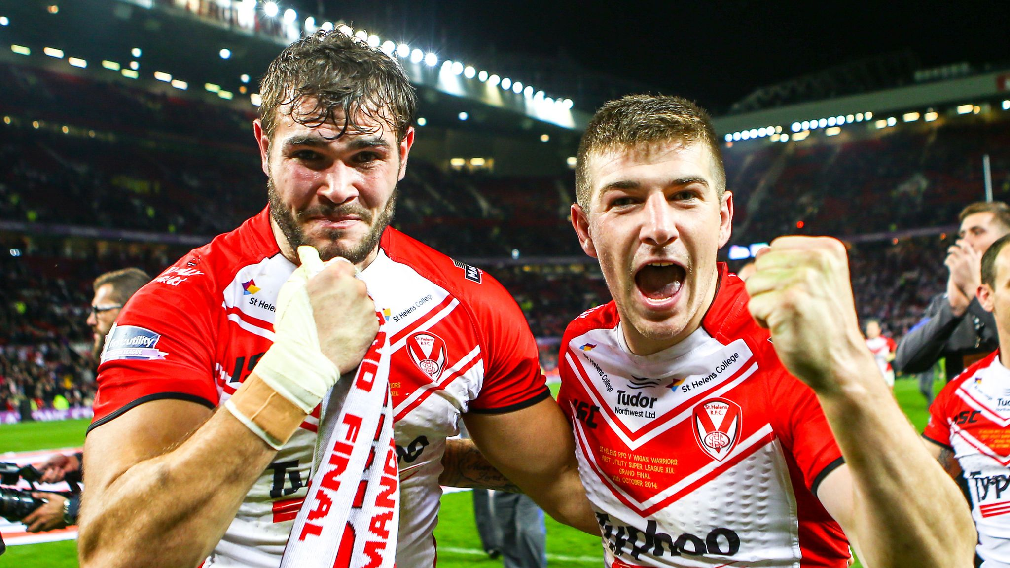 Super League play-offs: St Helens' Mark Percival hails Justin Holbrook's impact