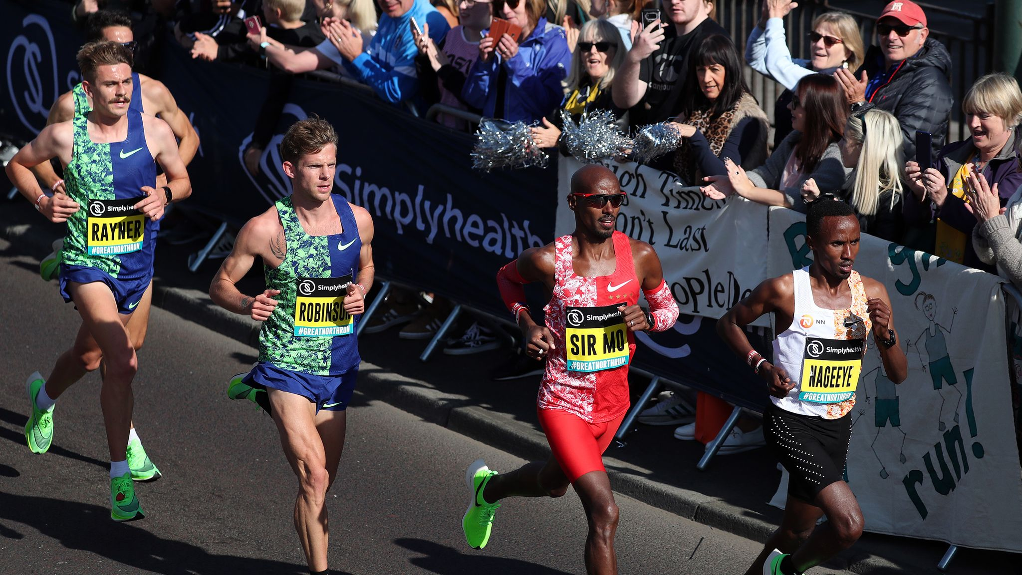 UKAD denies withholding Mo Farah blood and urine samples from WADA