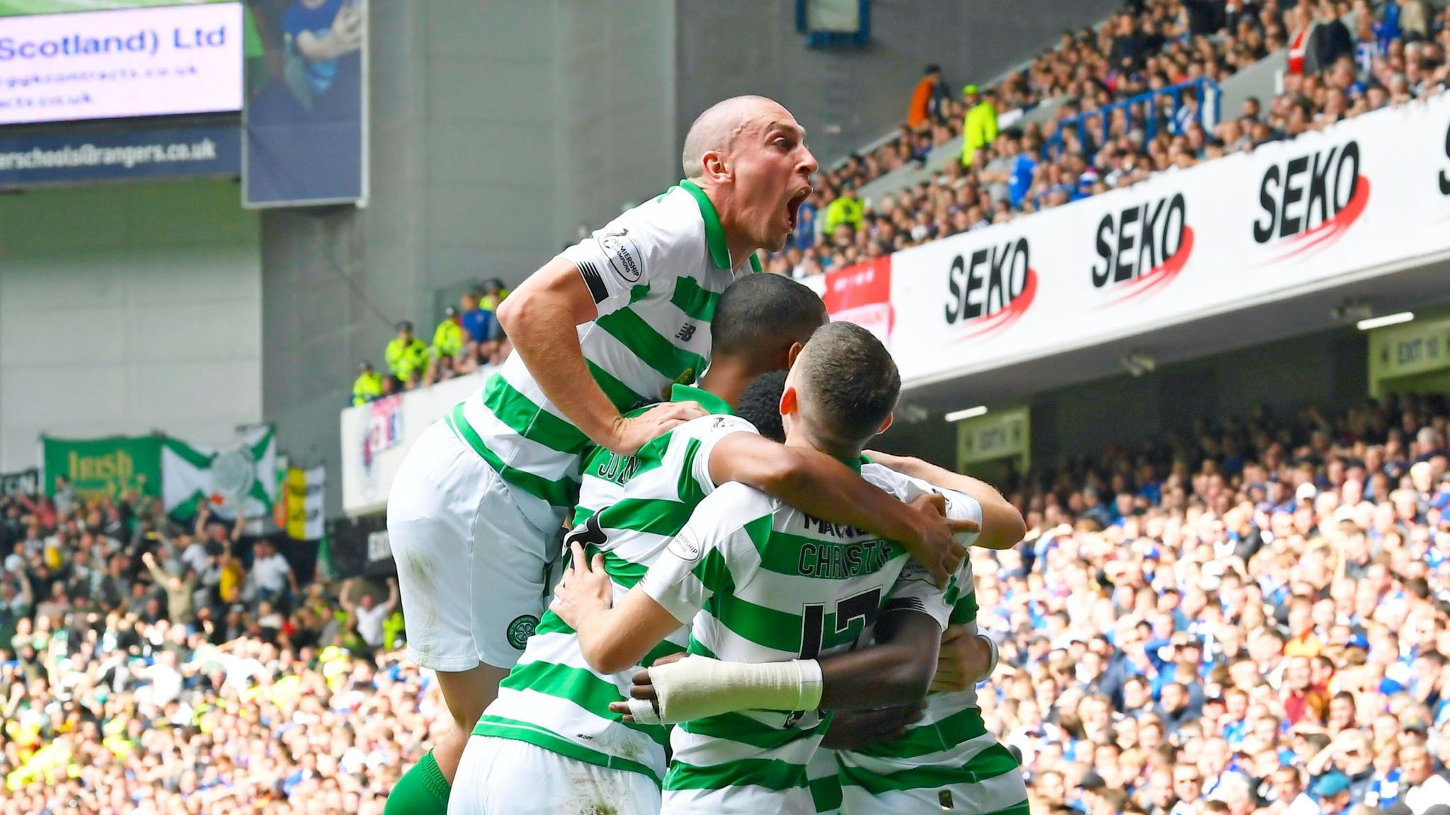 Craig Beattie questions if Celtic have the 'bottle' for Premiership title race with Rangers