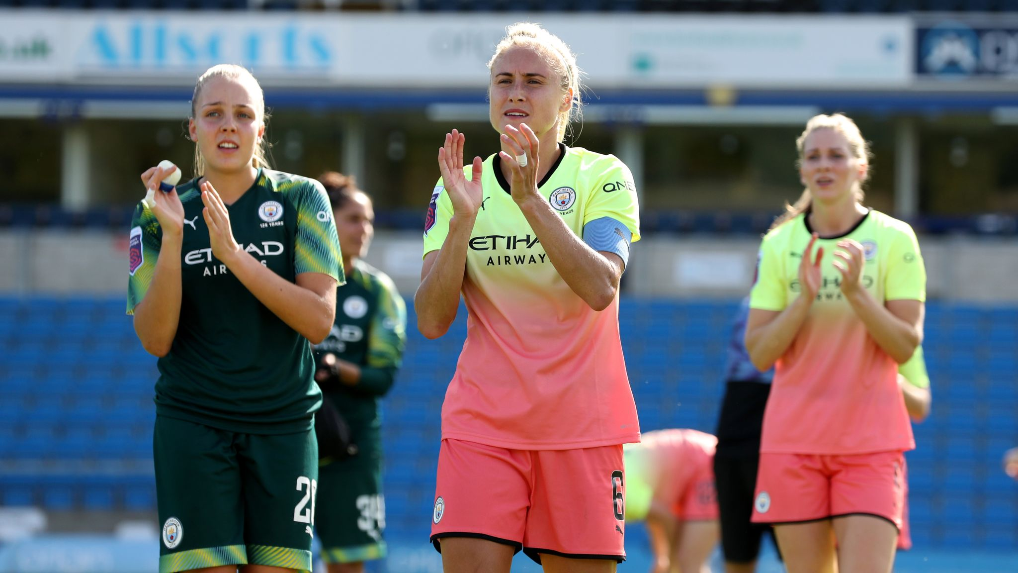 Man City, Arsenal and Glasgow City learn Women's Champions League last-16 draw