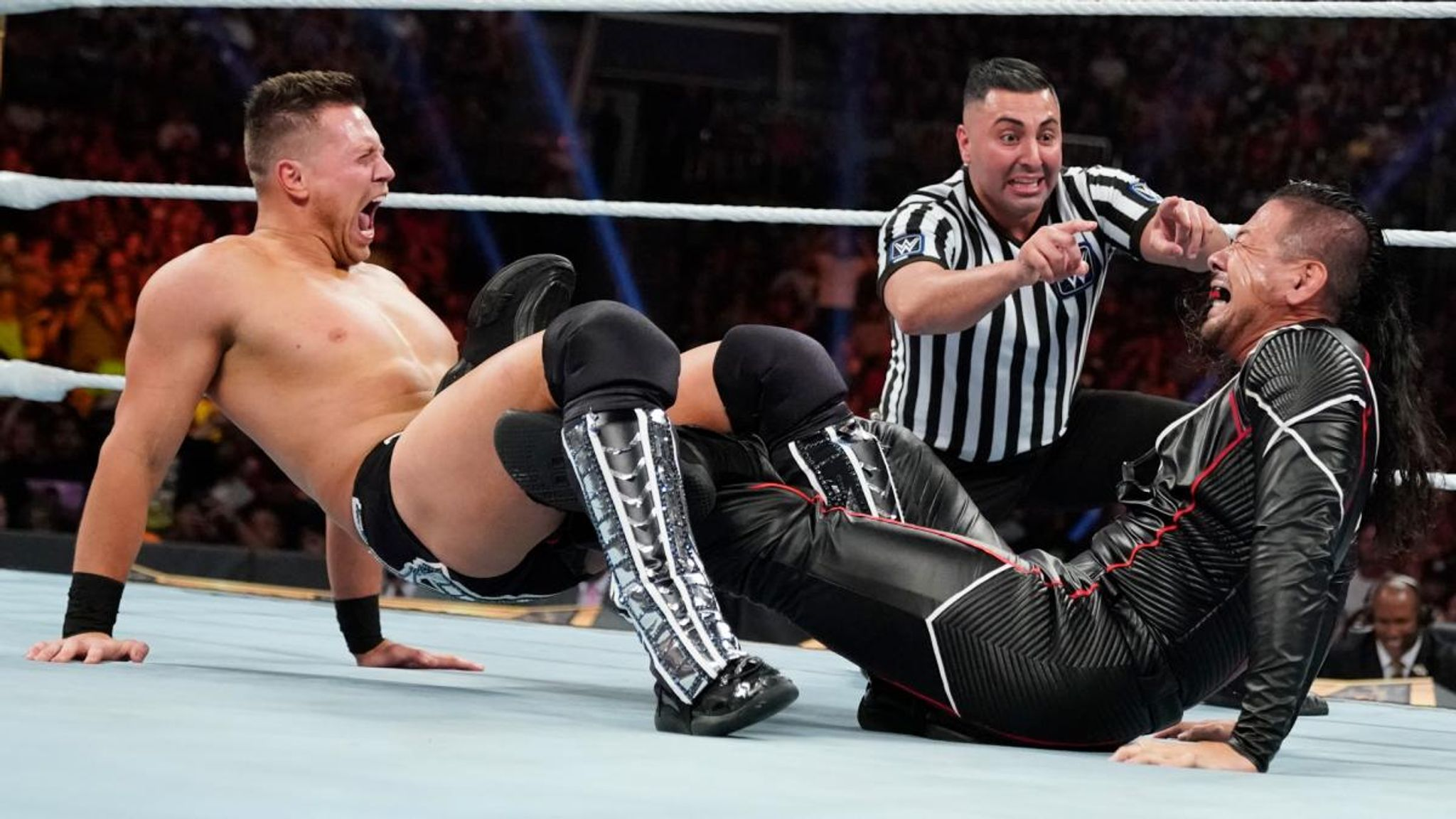 WWE: Five great 'stolen' finishers - the legendary moves which remain in use today