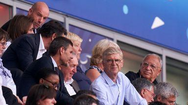 fifa live scores - Former Arsenal boss Arsene Wenger considering FIFA job offer