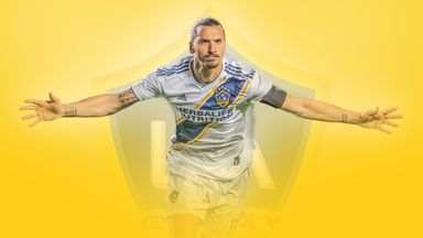 fifa live scores - Zlatan Ibrahimovic sets new career goal-ratio record at LA Galaxy
