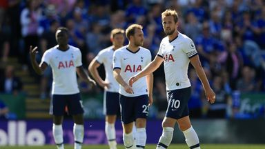 fifa live scores - Harry Kane admits Tottenham have been unsettled by summer transfer window