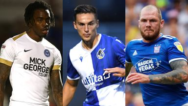 Ivan Toney, Josh Hare and James Norwood all feature