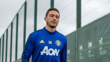 Matteo Darmian has left Manchester United after four years