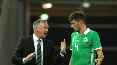 fifa live scores - Northern Ireland manager Michael O'Neill agrees to become Stoke boss