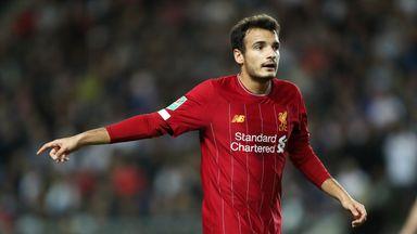 fifa live scores - Pedro Chirivella's Carabao Cup eligibility for Liverpool investigated