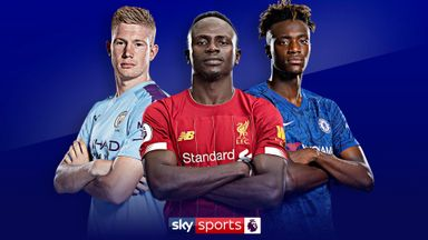 Premier League restart: The live games on Sky