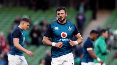 Robbie Henshaw also missed the opening game of the 2015 World Cup due to injury