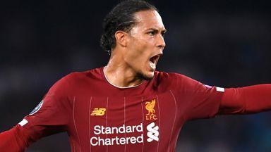 fifa live scores - Liverpool's Virgil van Dijk not looking at Man City points gap