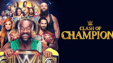 Clash of Champions is live on Vinbag Box Office on Sunday September 15