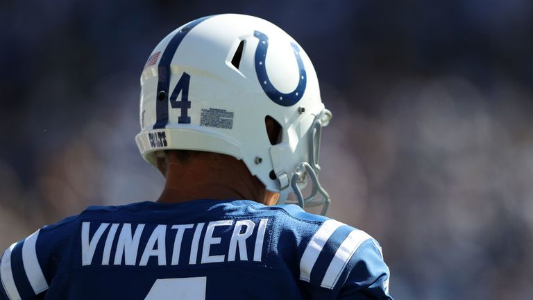 Adam Vinatieri has endured a rough first two weeks to his 24th  NFL season